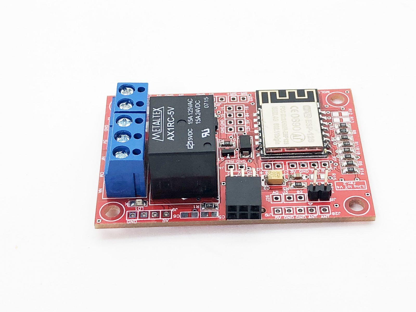 Módulo de Automação  iLinq Relay V4 X (expansível até 13 relés)