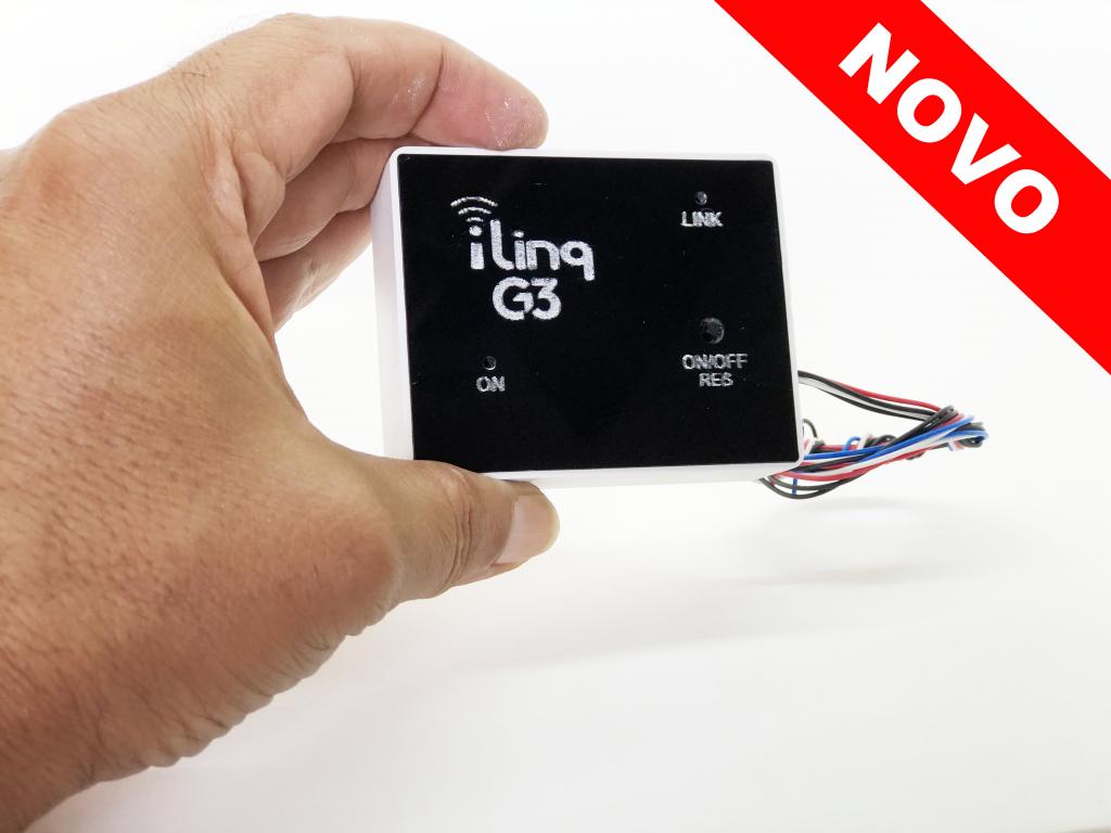 Módulo de abertura de portão automático WiFi – iLinq Gate G3